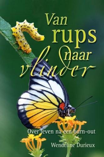 Van rups naar vlinder (Boek)