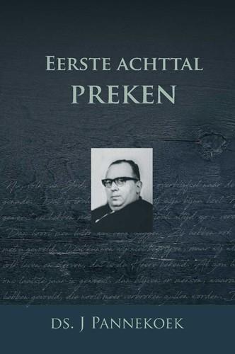 Eerste achttal preken (Hardcover)