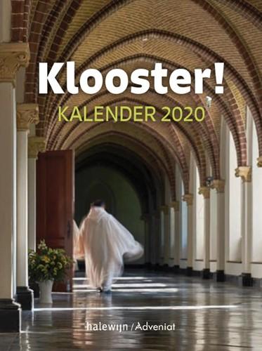 Klooster kalender 2020 (Kalender)