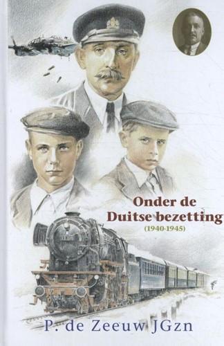 Onder de Duitse bezetting (Hardcover)