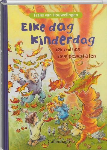 Elke dag kinderdag (Boek)