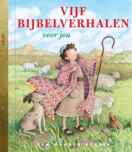 Vijf Bijbelverhalen voor jou (Hardcover)