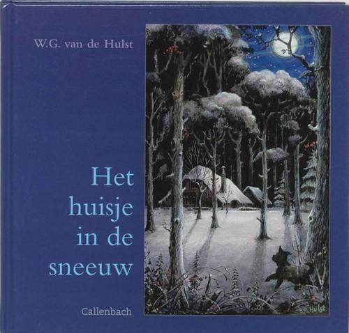 Het huisje in de sneeuw (Hardcover)