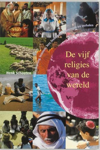 De vijf religies van de wereld (Paperback)