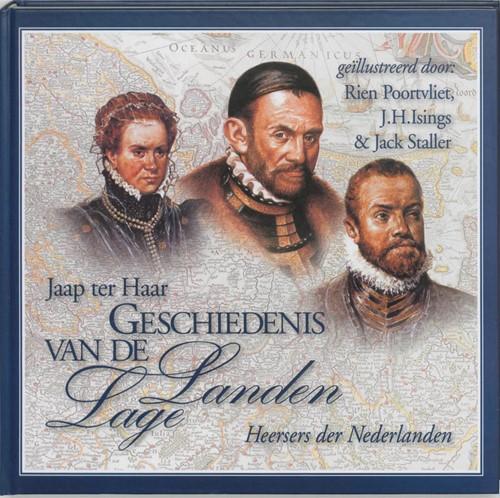 Geschiedenis van de Lage Landen 2 Heersers der Nederlanden (Hardcover)