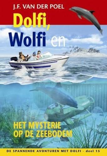 Dolfi, Wolfi en het mysterie op de zeebodem (Hardcover)