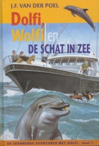 Dolfi en Wolfi en de schat in zee (Hardcover)