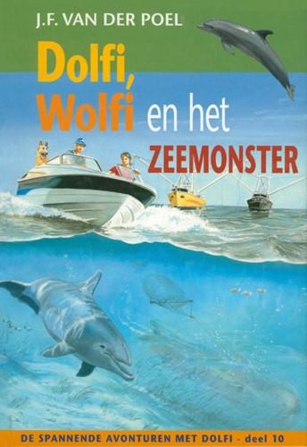 Dolfi, Wolfi en het zeemonster (Hardcover)