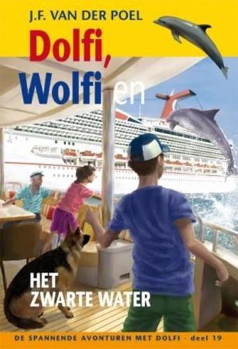 Dolfi, Wolfi en het zwarte water (Hardcover)