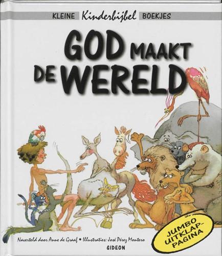 God maakt de wereld (Hardcover)