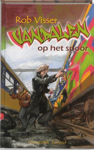 Vandalen op het spoor (Hardcover)