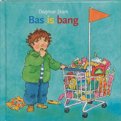 Bas is bang (Hardcover)