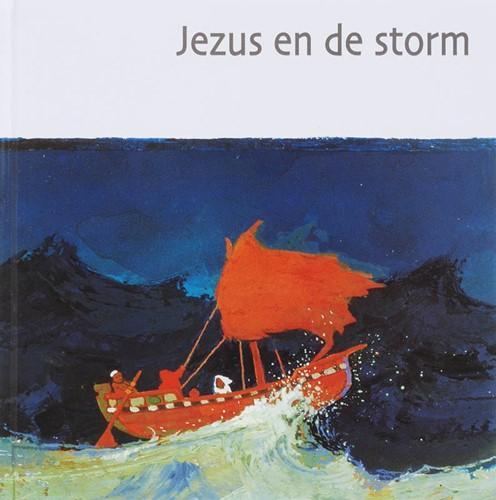 Jezus en de storm (Hardcover)
