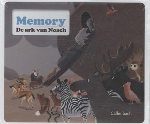 Memory: de ark van Noach (Spel)