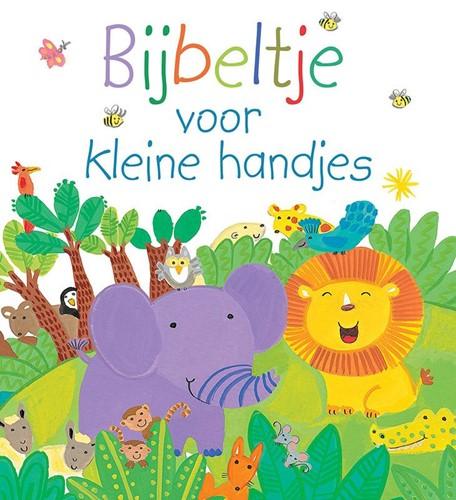 Bijbeltje voor kleine handjes (Hardcover)