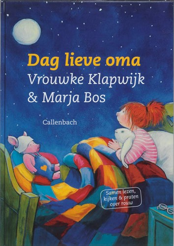 Dag lieve oma (Hardcover)