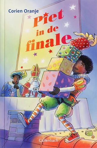 Piet in de finale (Hardcover)