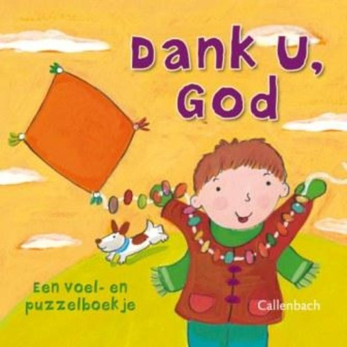 Dank U God (Hardcover)