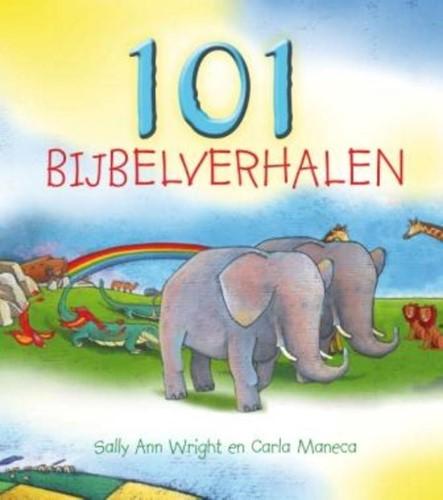 101 Bijbelverhalen (Hardcover)