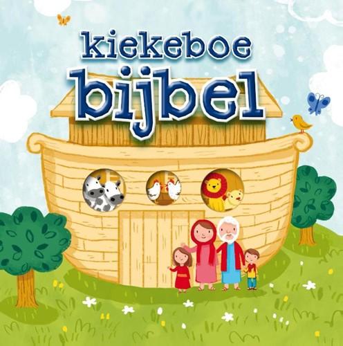 KiekeboeBijbel (Hardcover)