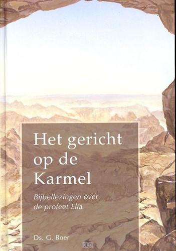 Het gericht op de Karmel (Hardcover)