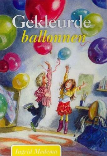 Gekleurde ballonnen (Hardcover)