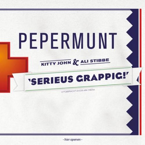 Pepermunt (Boek)