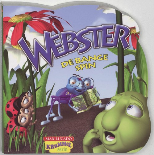 Webster de bange spin (Hardcover)