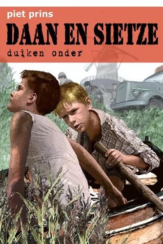 Daan en Sietze duiken onder (Hardcover)