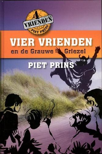 Vier vrienden en de grauwe griezel (Hardcover)