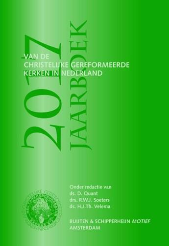 Jaarboek van de Christelijke Gereformeerde kerken in Nederland 20 (Boek)