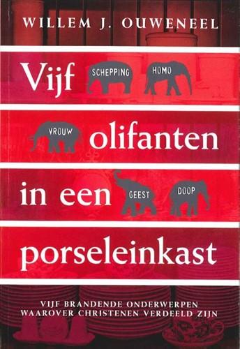 Vijf olifanten in een porseleinkast (Paperback)
