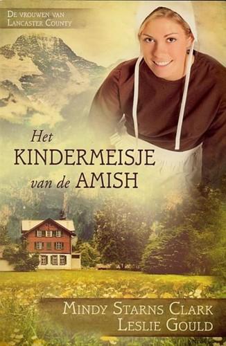 Het kindermeisje van de Amish (Paperback)