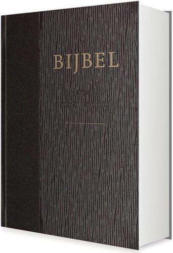 Bijbel HSV 12x18 hc zwart (Hardcover)