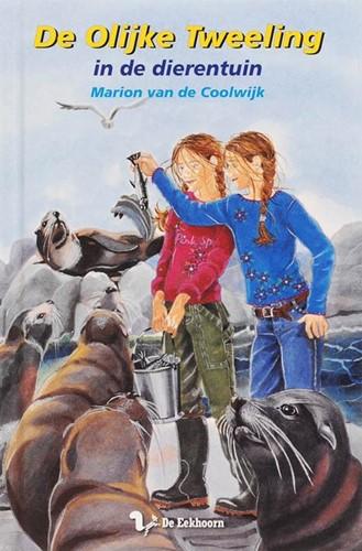 De olijke tweeling in de dierentuin (Hardcover)
