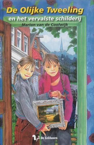 De olijke tweeling en het vervalste schilderij (Hardcover)