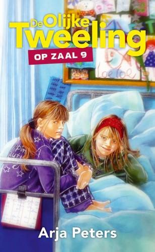 De olijke tweeling op zaal 9 (Hardcover)