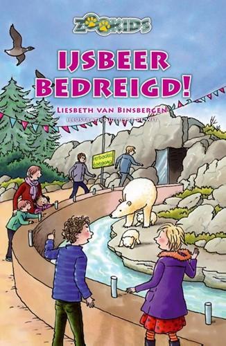 IJsbeer bedreigd! (Hardcover)