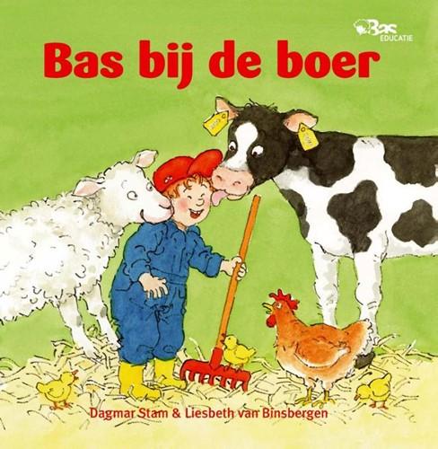 Bas bij de boer (Hardcover)