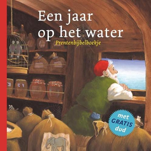 Een jaar op het water (Hardcover)
