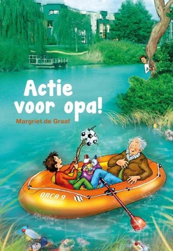 Actie voor opa! (Hardcover)