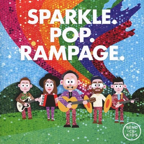 Sparkle, Pop, Rampage (CD) (CD)