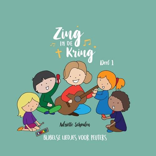 Zing In de Kring (Deel 1) (CD)