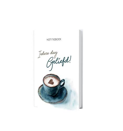 Notitieboek 'Iedere dag geliefd' (Hardcover)