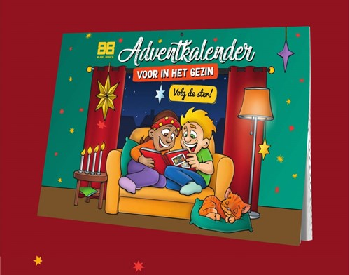 Adventkalender - Volg de ster (Paperback)