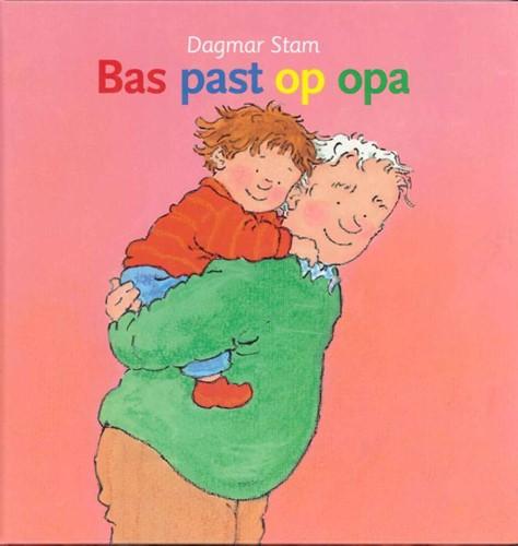 Bas past op opa (Boek)