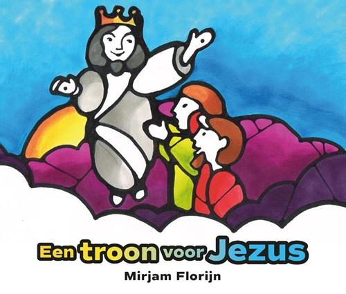 Een troon voor Jezus (Hardcover)