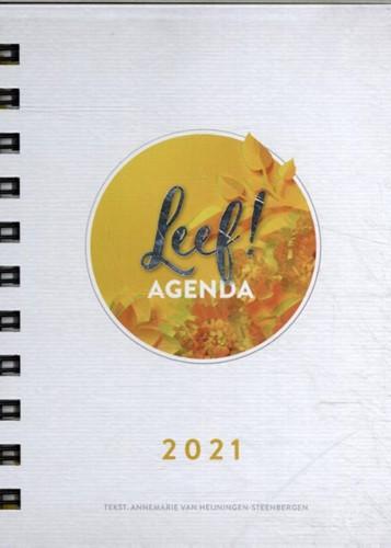 LEEF! Agenda 2021 Klein (Paperback)