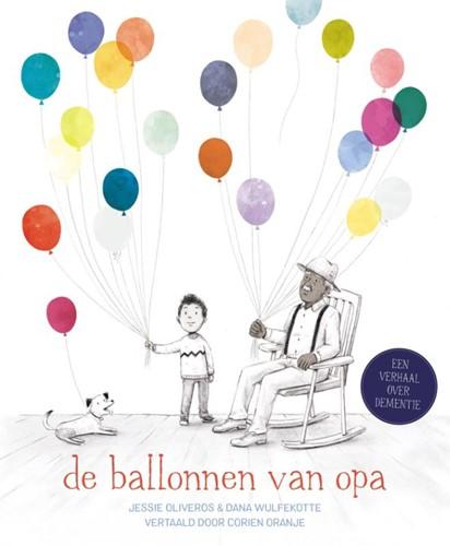 De ballonnen van opa (Hardcover)