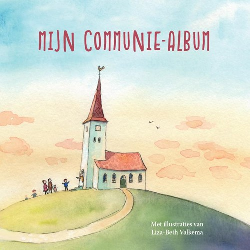 Mijn communie-album (Hardcover)